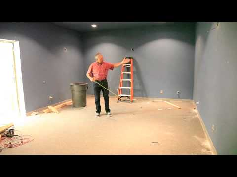 Building a new Music Room Part 2