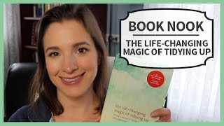 Book Nook | The Life Changing Magic Of Tidying Up