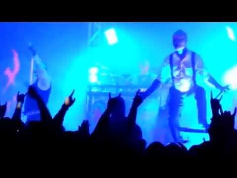 Mushroomhead - Becoming Cold - Ziggy's - Winston Salem - NC - 1 15 15