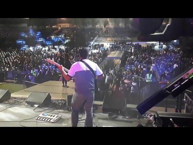 2. Oyshee singer - 360 Sound-LIVE-Open Air 22.12.2018
