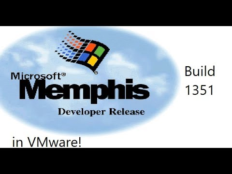 Microsoft Memphis build