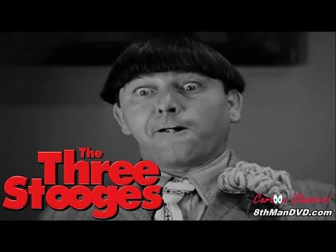 THE THREE STOOGES: Disorder in the Court 1936 Remastered HD 1080p