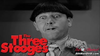 THE THREE STOOGES: Disorder in the Court (1936) (Remastered) (HD 1080p)