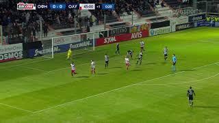 ΟΦΗ-Ολυμπιακός: 0-1