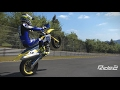 Ride 2 - Husqvarna TC 450 Supermoto - Setup and showcase