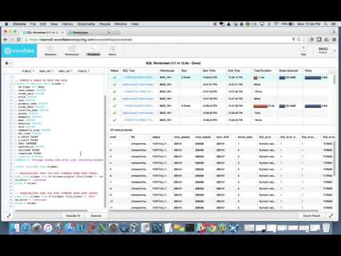 How to easily manage concurrency in Snowflake