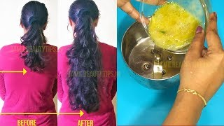 How to Stop Hair Fall ? Try This Hair Fall Solution | Beauty Tips in Tamil