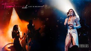 Tijana Bogicevic - Stradam ( LIVE @ Kombank Dvorana)