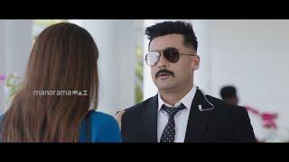 കതിരവൻ & അഞ്ജലി നേർക്ക് നേർ | KAAPPAAN MOVIE | ManoramaMAX