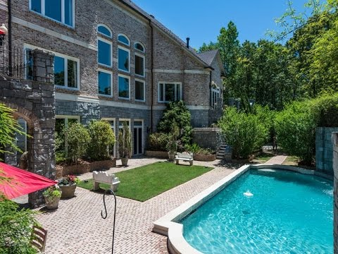 Magnificent Custom-Built Estate in Braselton, Georgia