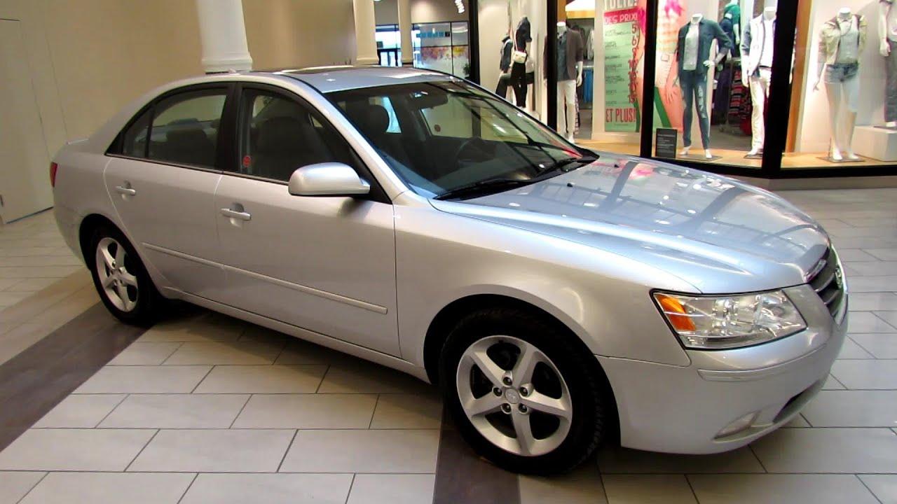 2006 Hyundai Sonata Exterior And Interior Walkaround