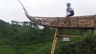 Travel Vlog Lembah Katresnan Kemuning Karanganyar atasnya Bali Ndeso dan Bale Branti