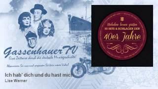 Lise Werner - Ich hab