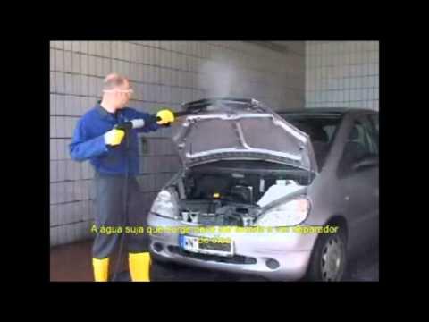 Karcher - Lavadoras de Alta Pressão - Lavar Veículos - Lavar Motor