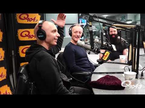 Interview: Joe Satriani, Phil Collen and John Petrucci Talk G3 Tour