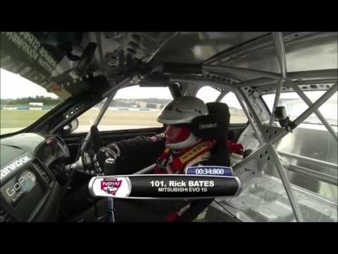 Rick Bates - Blistering 59.9 second lap @ NSW Time Attack Wakefield Park