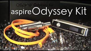 Aspire Odyssey Kit - MyFreedomSmokes(Smart, stylish and simple – that's how the new Odyssey kit from Aspire presents itself. It's smart, because the new Pegasus mod automatically moves from ..., 2015-09-10T17:15:11.000Z)