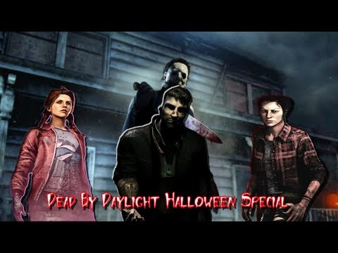 Dead By Daylight Halloween Special BEST COMEBACK SURVIVORS w/ Az And Rose