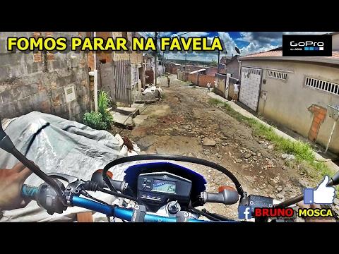 Rolezão na favela em Campinas - Em busca do trem.