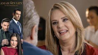 Por Amar Sin Ley 2 - Capítulo 73: Nicolás cautivado por Camila - Televisa