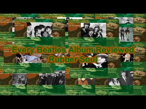 Every Beatles Album reviewed: Rubber Soul