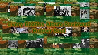 every beatles album reviewed rubber soul