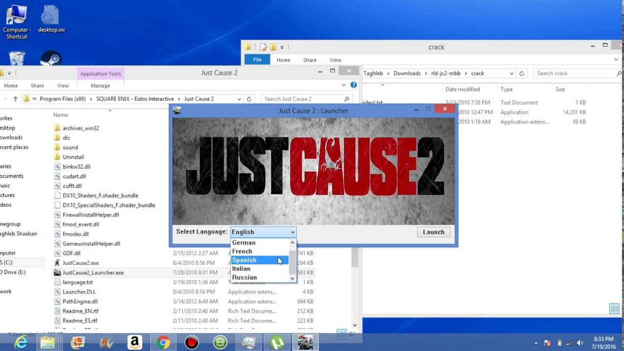 fmodex dll just cause 2 free download