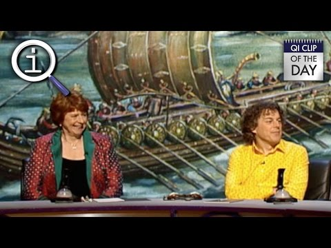 QI | What Type Of Bird Went Out With Viking Sailors?