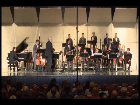 2016 Colorado All-State Jazz Band - Larger Schools - Four-Five-Six / Foster