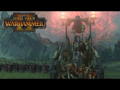 Who You Gonna Call? Ghorst Buster // Total War: Warhammer II Online Battle #209 |