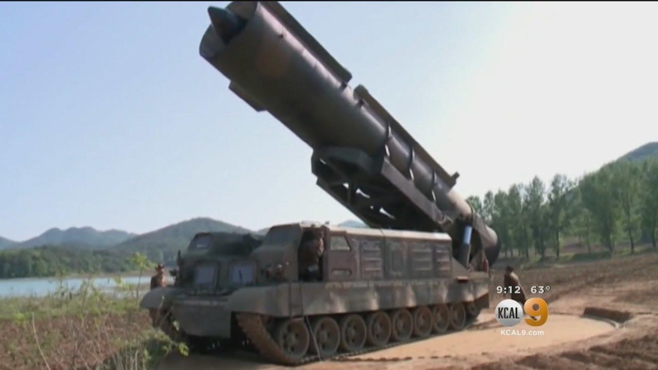 Trump Continues Goad 'Rocket Man', China Imposes Limits On Oil To North Korea