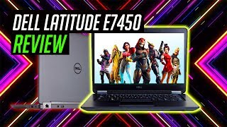 dell Latitude E7450 Gaming REVIEW