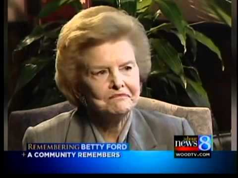 Betty Helped Reduce Addiction Stigma