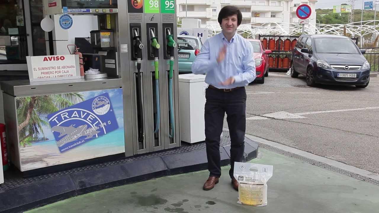 De Bolsa Emergencia Jerriflex Para Combustible IYf6mgybv7