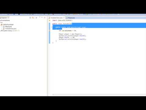 java-made-easy-tutorial-21---introduction-to-classes