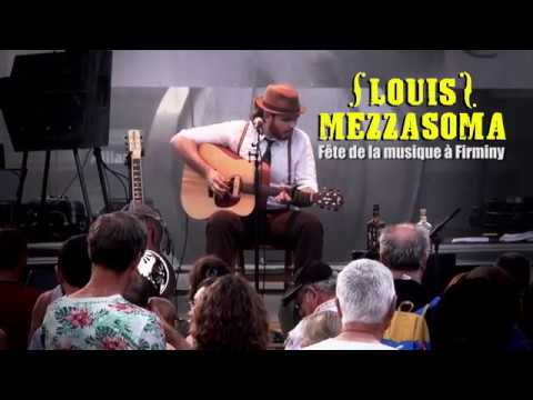 Louis Mezzasoma - Drive my blues away