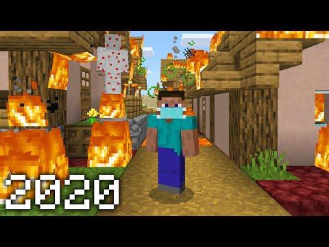 2020 Portrayed by Minecraft