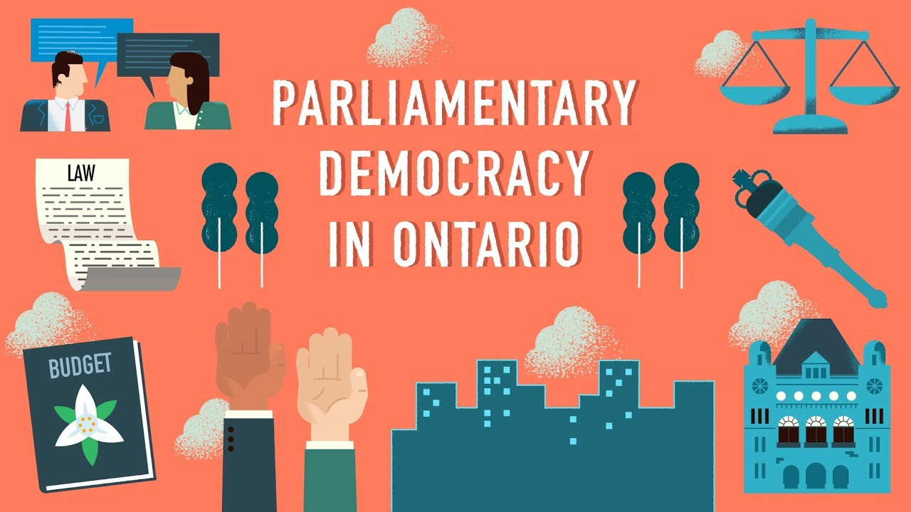 Parliamentary Democracy in Ontario - YouTube