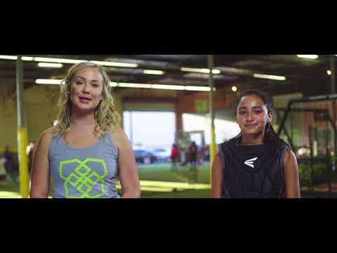 Easton - Fastpitch P2 Catcher's Gear Video