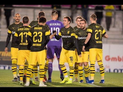 SF Lotte - Borussia Dortmund 2:3 | Testspiel in voller Länge