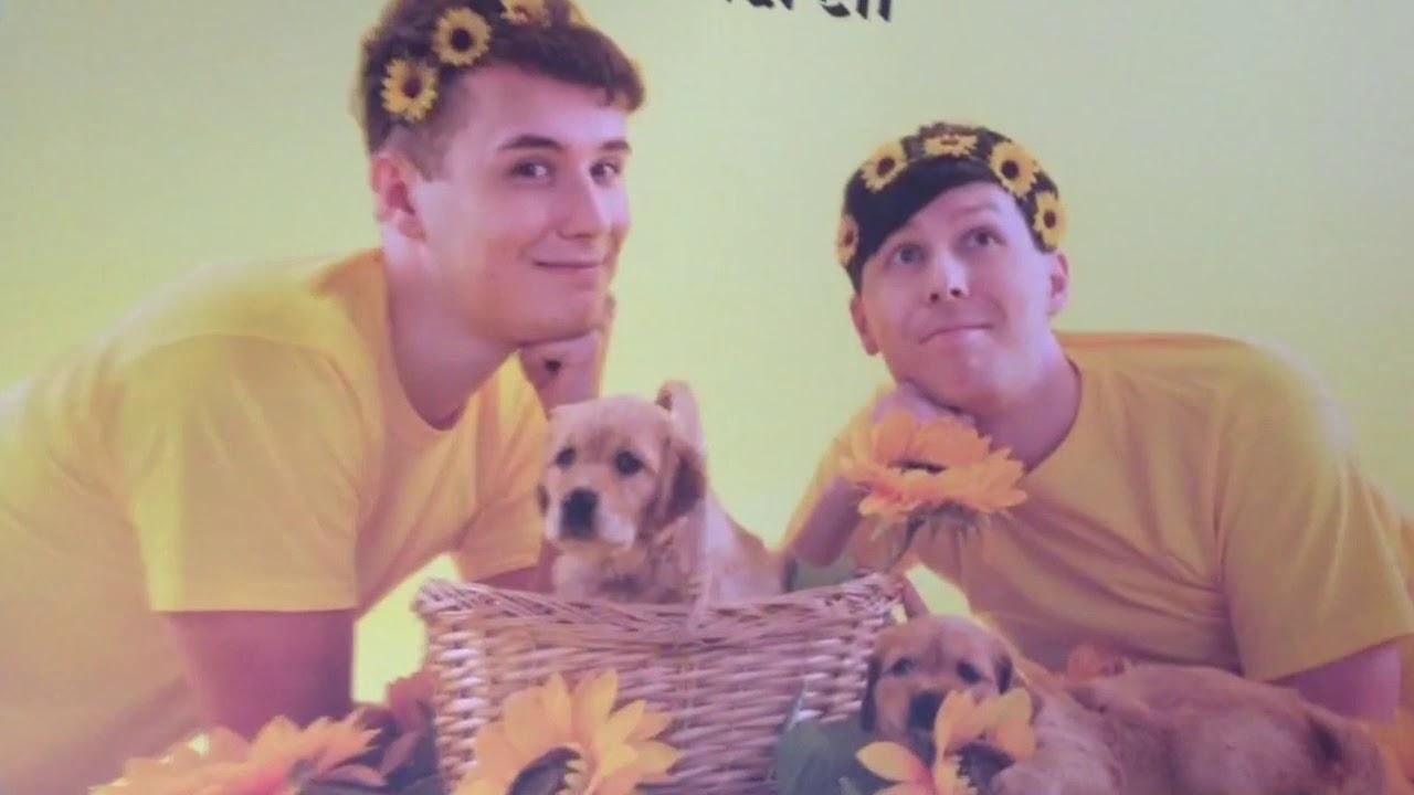 dan and phil dog calendar