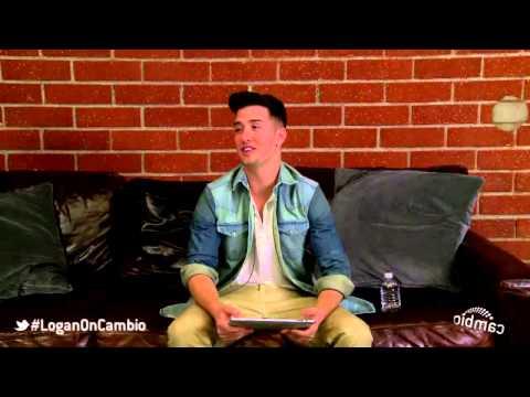 Logan Henderson Of BTR Q&A: Cambio Couch Sesh