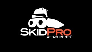 Skid Pro Skid Steer Snow Plow Blade