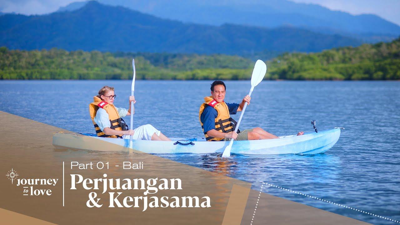 Daniel & Viola Harus Menyelesaikan Tantangan Di Taman Nasional Bali Barat? - Journey To Love
