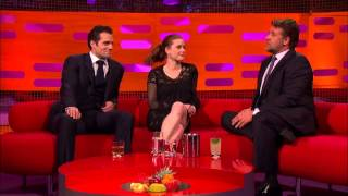 Henry Cavill ~ The Graham Norton Show 14.06.2013 Part I
