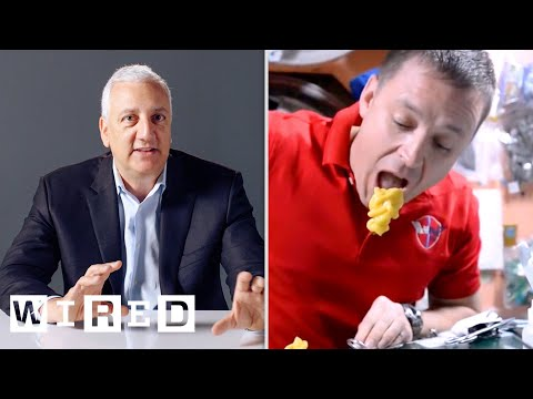 Former NASA Astronaut Explains How Food Is Different in Space | WIRED