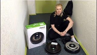 iRobot Roomba 980 Чесний відгук і порівняння роботів-пилососів, плюси і мінуси.