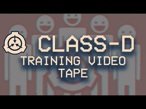 Class-D training video tape!