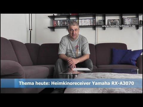 Video Review Heimkinoreceiver