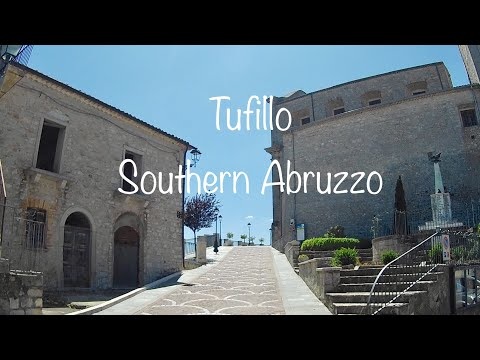 EX PAT LIFE IN ABRUZZO. Tufillo, a must see gem.